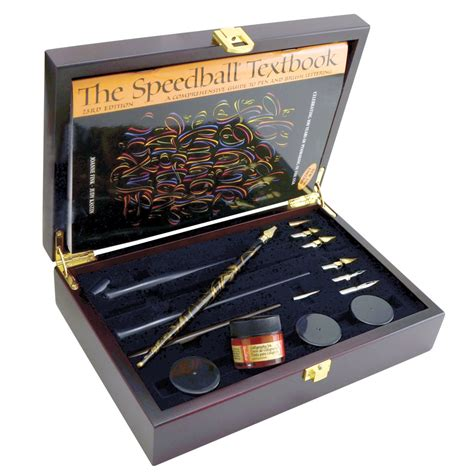 L Collectors by Buy Speedball Calligraphy Collectors Set