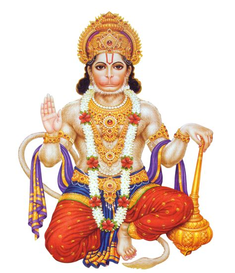 hindu god hanuman hd ping vector image  downloads