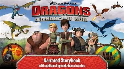 Dragons Defenders Of Berk dragons defenders of berk android apps on play