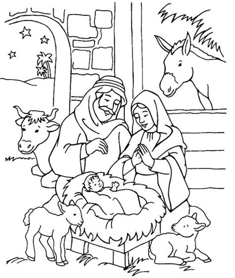 printable coloring pages jesus birth jesus is born coloring sheet jesus is born coloring