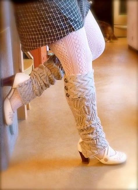 holey knitting stitches holey smokes leg warmers knitting patterns and crochet