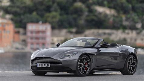 2019 Aston Martin Db11 Volante by Aston Martin Db11 Volante Vs Portofino The Numbers
