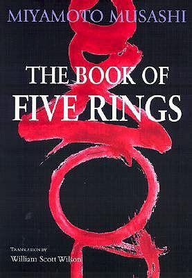 Pdf Book Five Rings Miyamoto Musashi by The Book Of Five Rings By Miyamoto Musashi