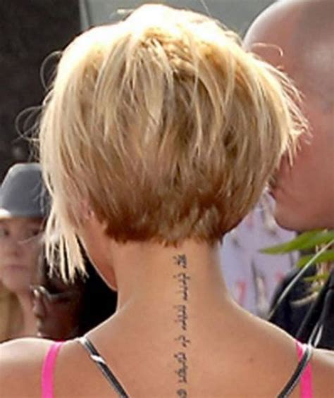 back view of short haircuts 2015 15 short wedge haircut back view 2015 short hair trends