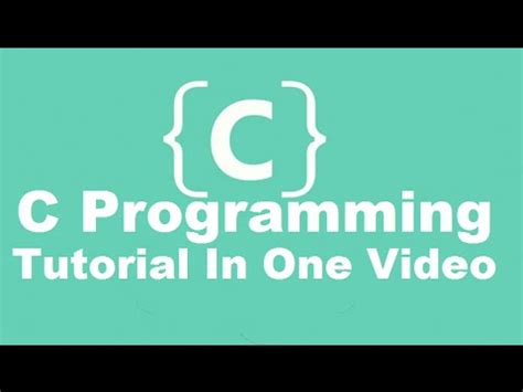 c tutorial and compiler c programming tutorial learn c programming c language
