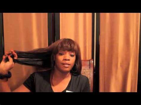 xtra perm yaki hair xtra perm yaki quick weave youtube