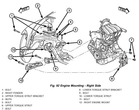 pt cruiser parts diagram 2001 pt cruiser parts diagram wiring diagram with
