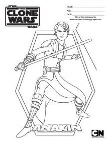 Anakin Skywalker Coloring Pages To Print Coloring Pages
