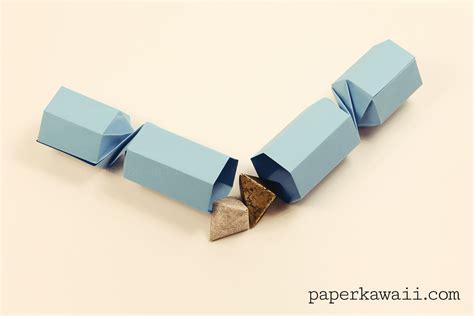 Origami Crackers - origami cracker tutorial paper kawaii