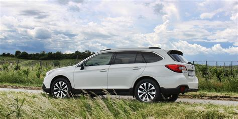 subaru outback 2016 test