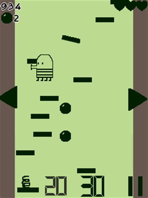 Doodle Jump In Tetris 240x320 Java Touchscreen Mobile