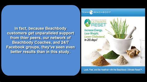 Beachbody Detox Reviews by Beachbody 21 Day Reset Cleanse A Clinical Review