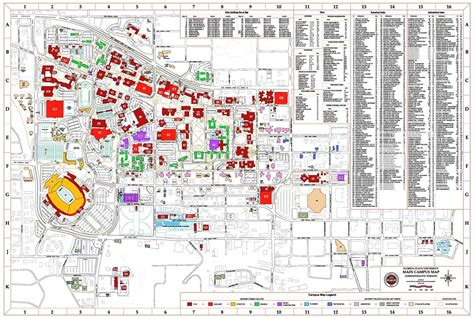 fsu map fsu map pictures to pin on pinsdaddy