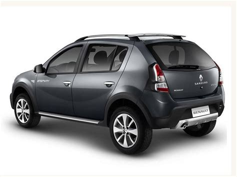 renault sandero stepway 2015 2015 renault sandero stepway pictures information and