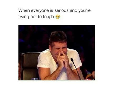 Simon Cowell Meme - lol ajahahaahahahaha serious cute simon cowell funny