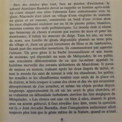 imagenes sensoriales de la novela cien años de soledad 12 curiosidades de las m 195 161 s de 100 ediciones de quot cien a 195