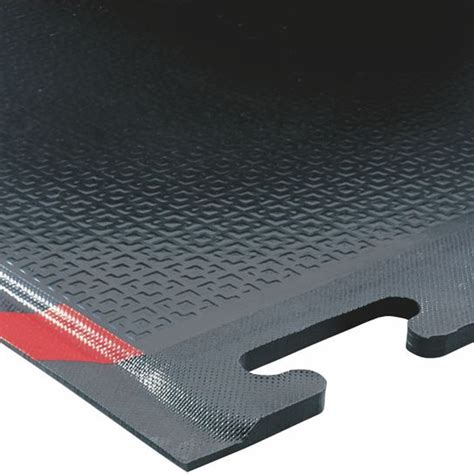 happy feet anti fatigue ergonomic linkable floor mats