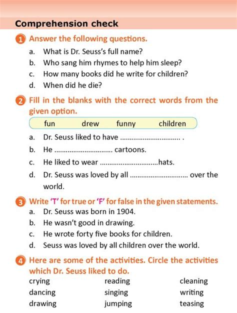 what is biography in english literature literature grade 1 biography who is dr seuss 5