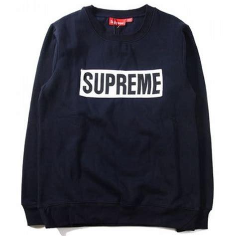 Jaket Hoodie Sweater Muse Navy 1 supreme blue sweater fit jacket