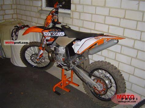 Ktm 250 Exc Fuel Mixture Ktm 250 Exc Sixdays 2009 Specs And Photos