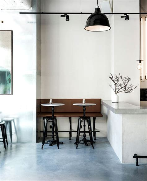 cafe interior design tumblr scandinavian inspired minimalist restaurant decor