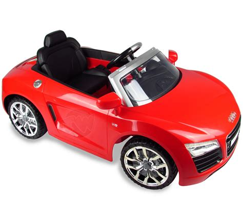 Audi R8 Spyder Electric Car by Fully Licensed Audi R8 Spyder 12v Electric Car For In