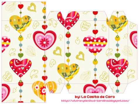 moldes de cajitas para san valentin pareja en san valent la casita de caro cajitas para san valentin
