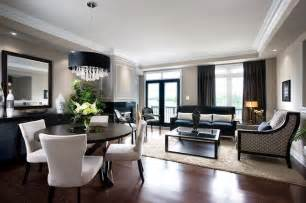lockhart condo living dining room modern living room toronto by lockhart