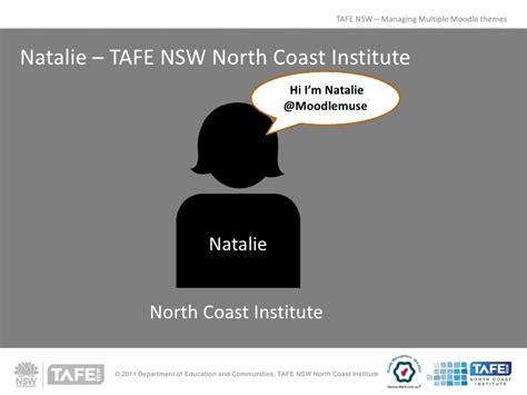 moodle multiple themes tafe nsw managing multiple moodle themes