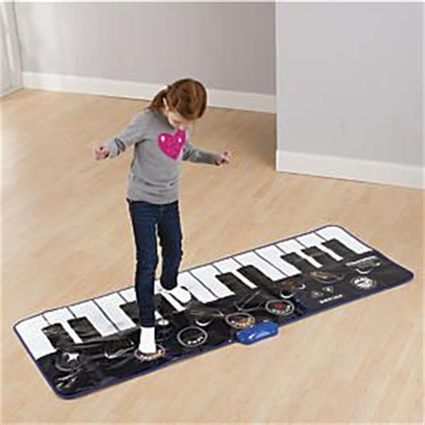 Musical Play Mat Piano by Musical Step On Keyboard Mat Rollout Our Six Foot