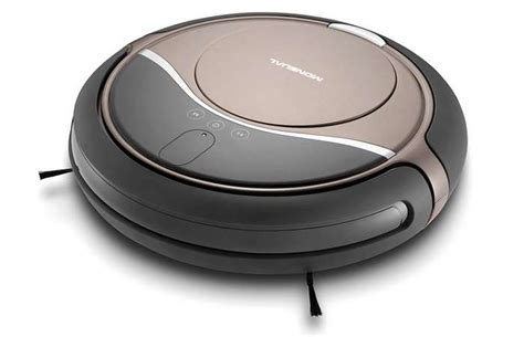 wordlesstech moneual rydis h67 robot vacuum cleaner