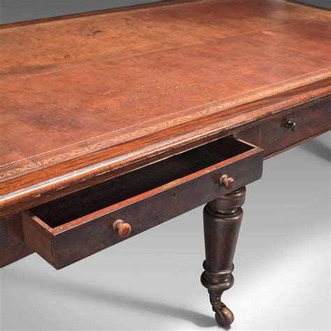 Antique Boardroom Table 19th Century Large Antique Library Table Boardroom For Sale At 1stdibs