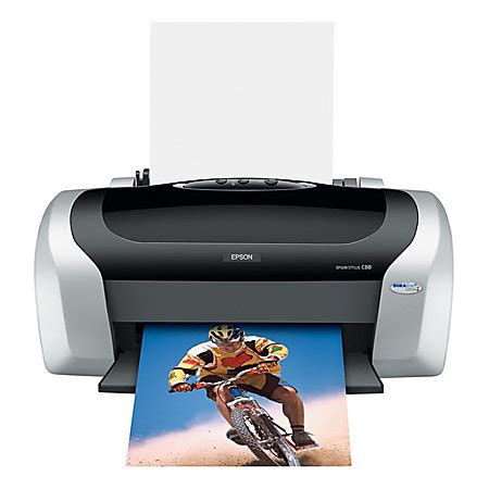 office depot color printing epson stylus c88 color inkjet printer by office depot