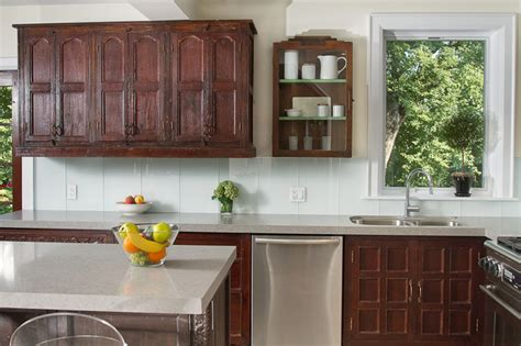 kitchen furniture india indian inspired solid wood kitchen cabinets asian kitchen toronto by inde design house