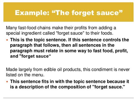 Topic Sentence Maker Essays by Paragraphs And Topic Sentences