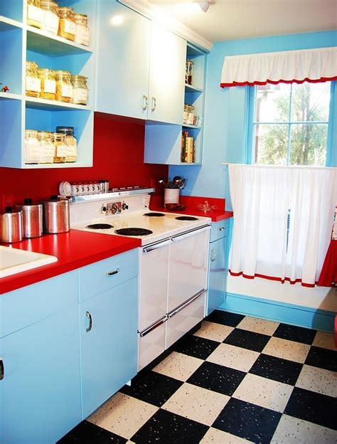 50s kitchen ideas 50s style kitchen for when she pins