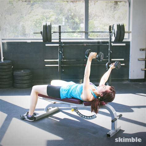 bench fly bench fly exercise alternating bench dumbbell fly exercise