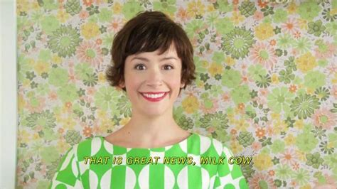 yoplait commercial actress 2015 yoplait original key lime pie tv spot milk cow ispot tv