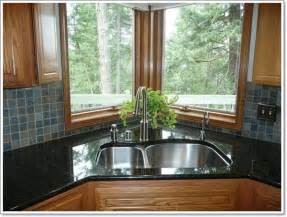 Kitchen Designs With Corner Sinks 25 Creative Corner Kitchen Sink Design Ideas