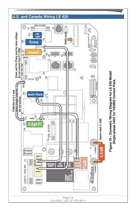 wiring diagram for tub