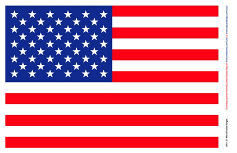 Pdf History Of The Usa Flag by Printer Friendly American Flags