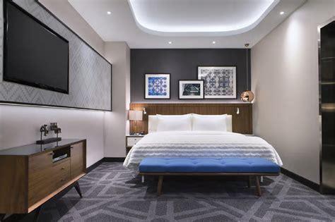 le meridien hotel room refurbishment construction  asia