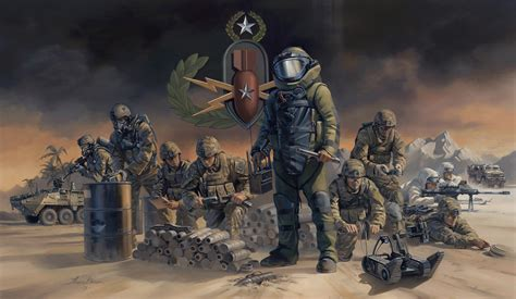 In House Meaning by Forged In Fire Military Artist Stuart Brown