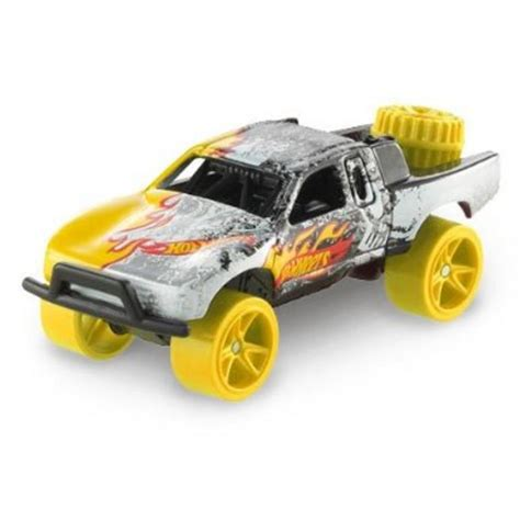 Hotwheels Toyota Road Truck 2 team wheels high speed wheels vehicle toyota road