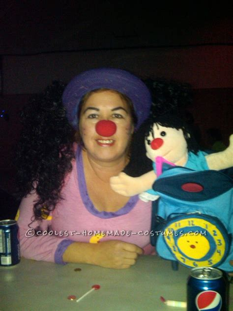 big comfey couch loonette from big comfy couch halloween costume