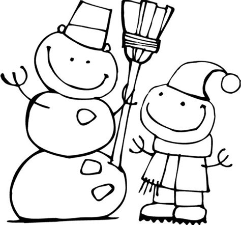 snowman reading coloring page snowman coloring pages learn to coloring