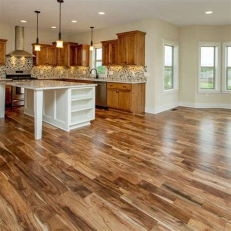 31 Hardwood Flooring Ideas With Pros And Cons Digsdigs Hardwood Flooring In Kitchen