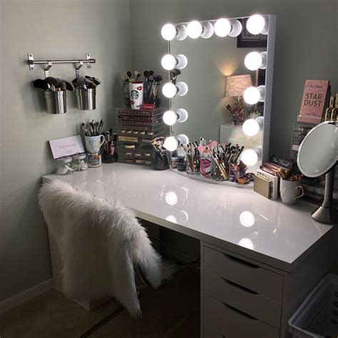 best 25 mirror vanity ideas on diy makeup