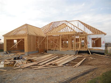 build on site homes image gallery house construction site