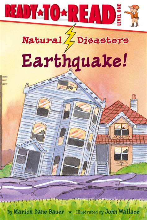 disaster i cover them i am one books earthquake book by marion dane bauer wallace